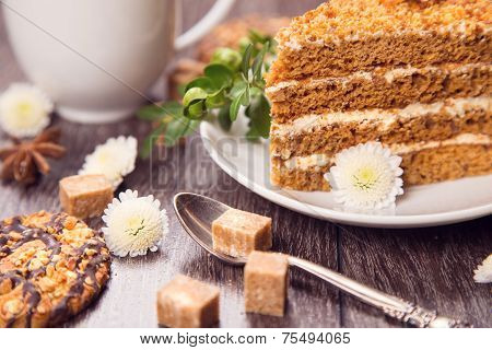 Coffee With Cake