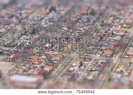 Tilt Shift Chicago