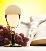 picture of eucharist  - Eucharist - JPG