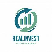 pic of logo  - Real Invest  - JPG