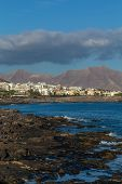 picture of costa blanca  - Image of Costa Blanca in Lanzarote - JPG