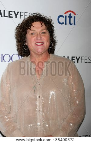LOS ANGELES - MAR 13:  Dot Marie Jones at the PaleyFEST LA 2015 -