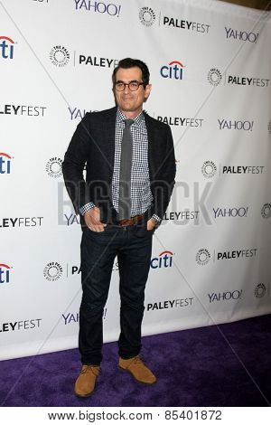 LOS ANGELES - MAR 14:  Ty Burrell at the PaleyFEST LA 2015 -