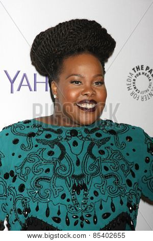 LOS ANGELES - MAR 13:  Amber RIley at the PaleyFEST LA 2015 -