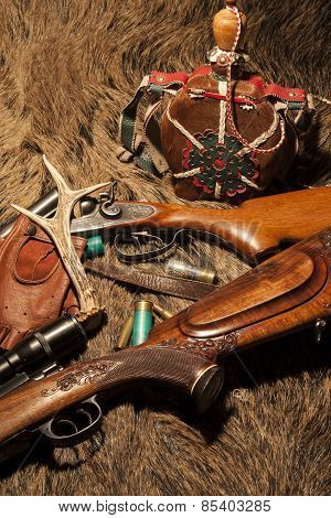 Equipment for hunting