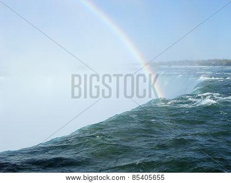 Niagara The Left Rainbow 2003
