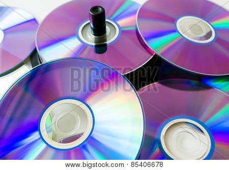 Scattered discs