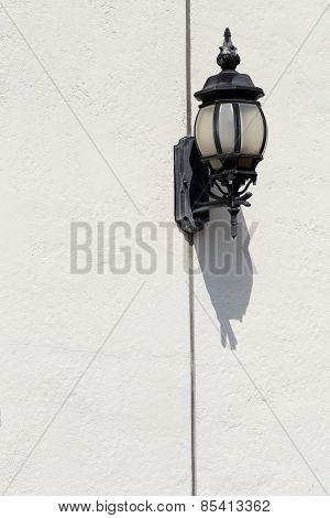 Old lamp lantern