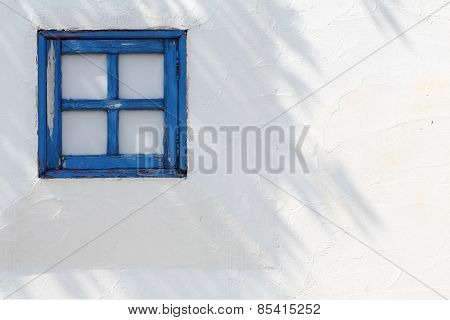 small wooden windows