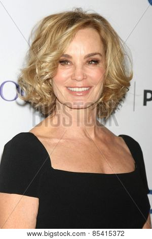 LOS ANGELES - MAR 15:  Jessica Lange at the PaleyFEST LA 2015 -