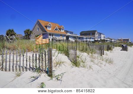 Rental beach home