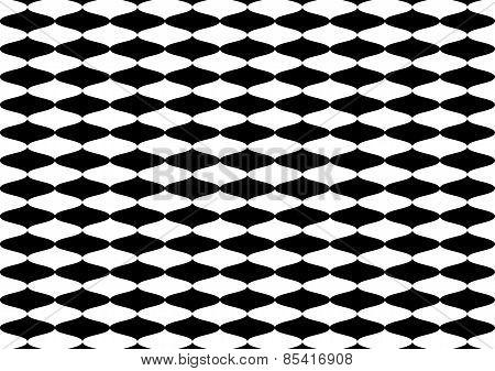 Wave Spiral Pattern
