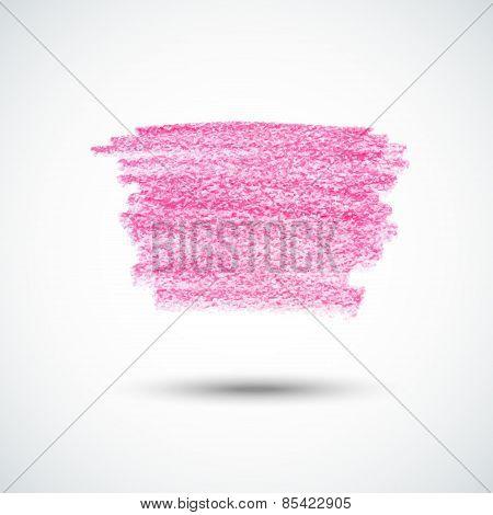 pink chalk texture
