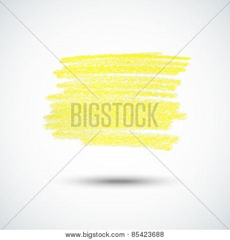 yellow chalk texture