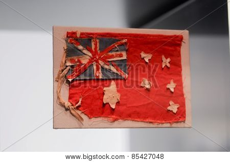 Australian National Flag For Anzac Army