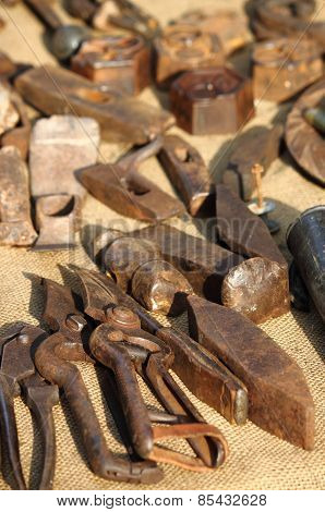 Tools of a Blacksmith