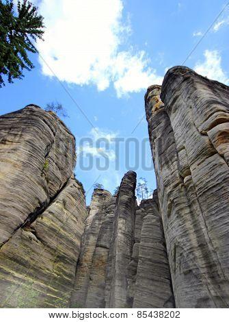 Rock City - Czech Republic, Central Europe