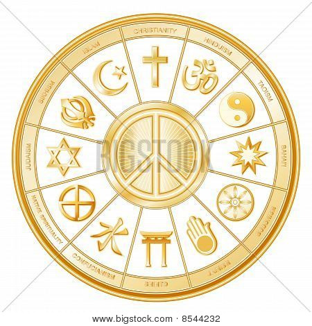 Peace & World Faiths