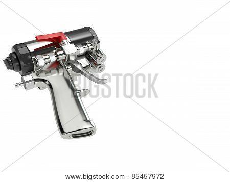 Sprayfoam gun