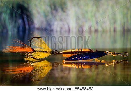 spinning bait