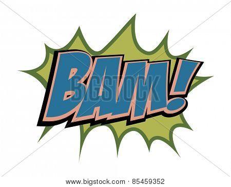Comic Book-BAM