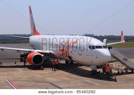 Gol Airline, Brazil