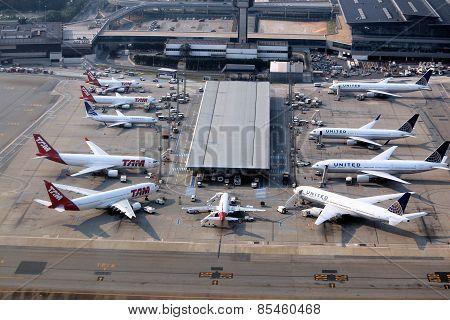 Sao Paulo Airport