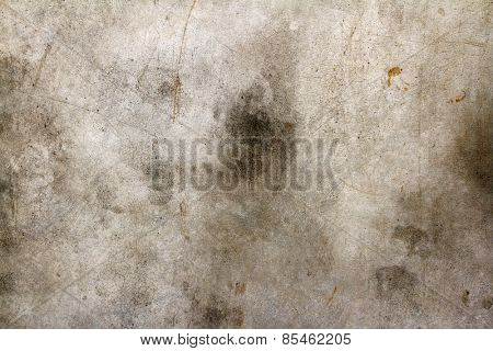 Grungy textured concrete wall