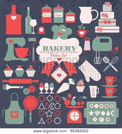 Bakery Background.