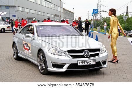 Panauto Travel Rally 2012, Moscow