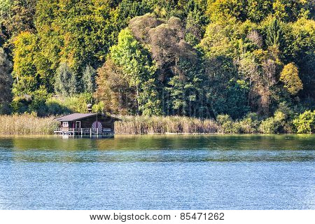 Cottage Lake Tutzing