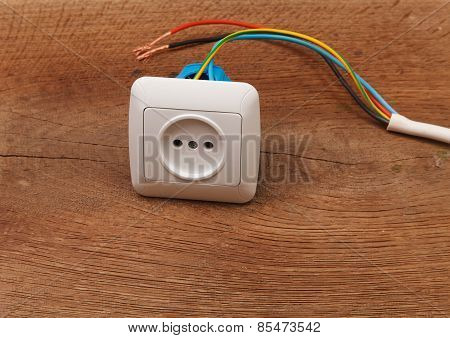 Repair Of Electrical Installation In The House And Wires