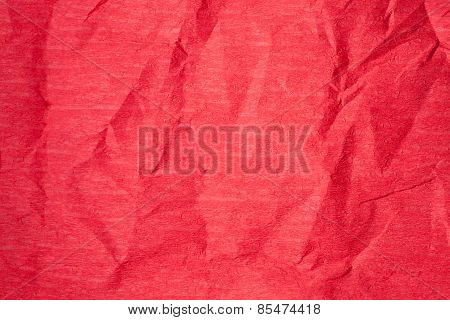 Red Paper Textura