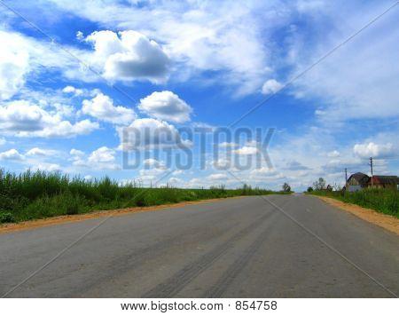 Road of good mood