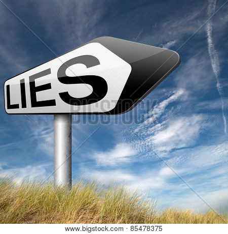 lies breaking promise break promises cheating and deception lying