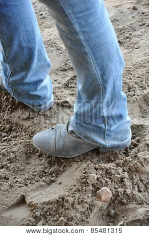 Boots In The Dirt