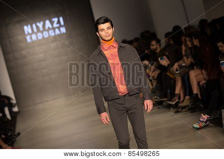 Mercedes-benz Fashion Week Istanbul 2015