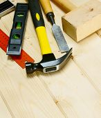 image of chisel  - Working tools - JPG