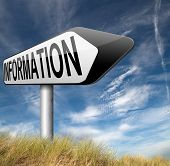stock photo of more info  - information sign  banner or label to search more details and find online info  - JPG