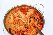 image of thai cuisine  - Tom Yum Goong  - JPG
