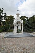 image of defender  - Chapel of the defenders of the Fatherland - JPG