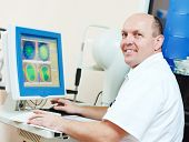 image of ophthalmology  - Optometry concept - JPG