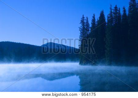 Blue Lake Irwin