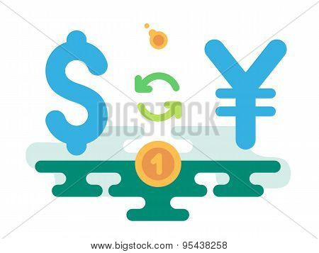 Dollar Yen Currency Exchange