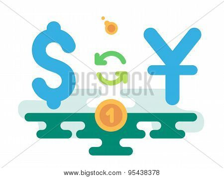 Dollar Yuan Currency Exchange