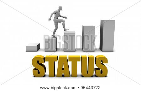 Improve Your Status  or Business Process as Concept
