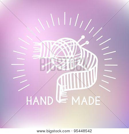 Hand made logo