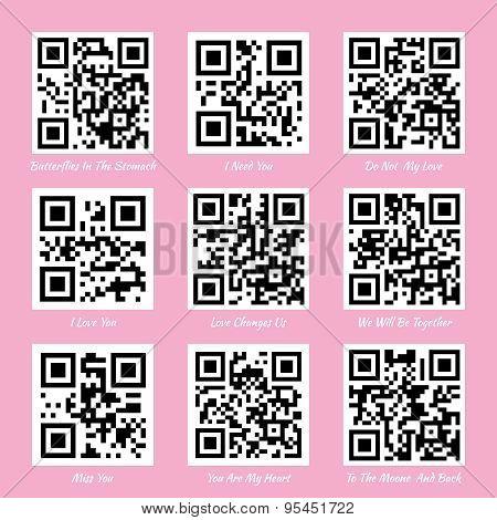 Love QR codes