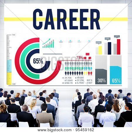 Career Employment Hiring Human Resources Concept