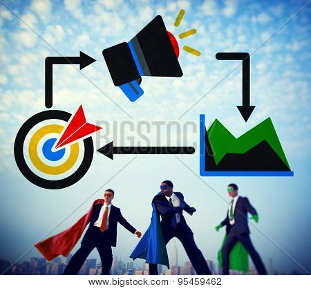 Branding Marketing Advertising Identity Trademark Concept